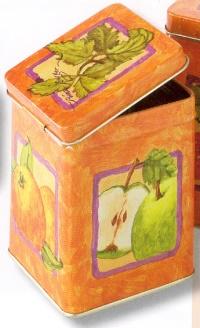 Teedose Fruits 250g.