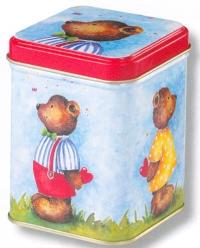Teedose Bären 250g.